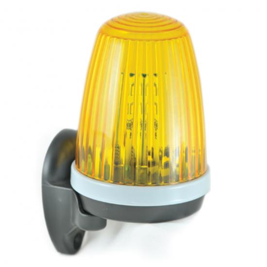 AN-Motors Лампа сигнальная в корпусе ABS для уличной установки F5002