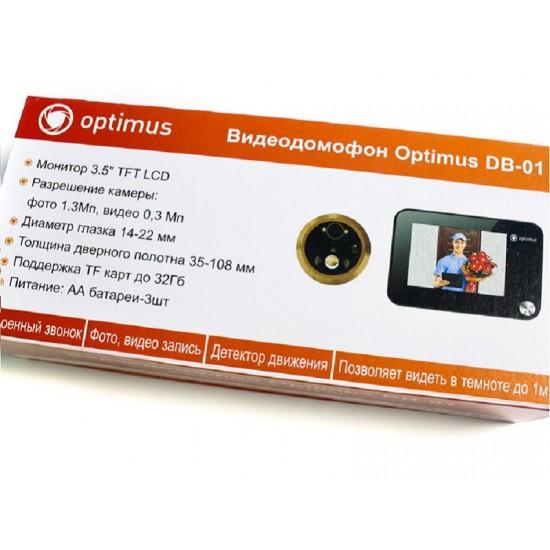 Optimus DB-01 Видеоглазок